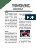 Diseño e Implementación del Sistema de Seguridad