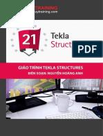 Giáo trình Tekla Structures 21 Dựng Hình
