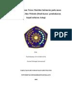 Analisa Kebijakan Nexus Maritim Indonesia Pada Masa Pemerintahan Joko Widodo