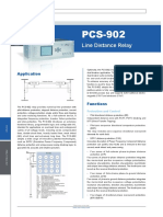 PCS 902 Catalogue