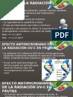 Efecto de La Radiación Uv-c