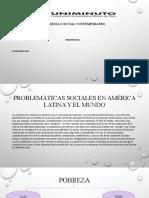 Desarrollo Social Contemporaneo, Actividad 4 Uniminuto