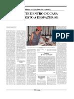 Jornal do Fundão Cuidados Paliativos 1992