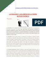 1601. Unidad 1 - La Finalidad y Los Limites de La Teoria Microeconomica.2008