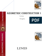 Geometric Construction 1