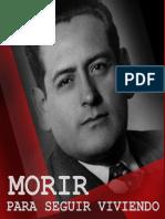 LUIS NEGREIROS VEGA / MORIR PARA SEGUIR VIVIENDO