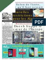 Journal    LE SOIR D ALGERIE du  23.03.2016.pdf