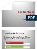 Class 6 Types of Contracts (1)