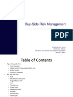 Buy Side Risk Management