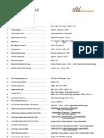 IADC Formula Sheet