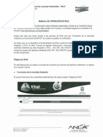 Manual de Operacion RUIA