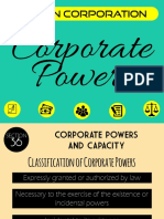 Law on Corporation