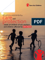 Situation Assessment on Care and Protection