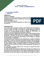 Tecnicas Doctor Paper