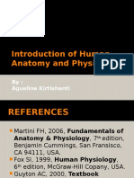 Introduction of Human Anatomy and Physiology.pptx