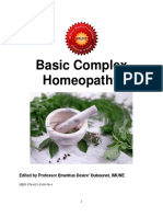 Basic Complex Homeopathy