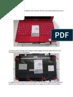Cara Bongkar Notebook Lenovo 110