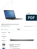 Inspiron 15 5558 Laptop Reference Guide en Us
