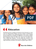 Education Booklet - Save the Children in Bangladesh
