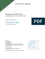 The Black Sea an Oxygen Poor Sea_Zaitsev