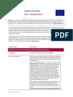 European Union IFRS Profile