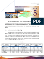 Analisa Inventarisasi Lingkungan Permukiman