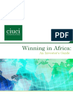 Winning in Africa an Investors Guide to FMCG VF