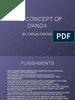 14.Concept of Danda