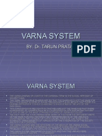 15.Social Institutions in Ancient India---Varna System