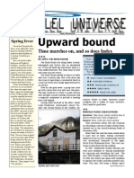 Parallel Universe Newsletter Spring 2010