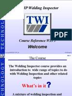 CSWIP 3.1 Theory Exam