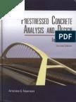 Prestressed Concrete Analysis and Design Fundamentals 2nd Ed PDF