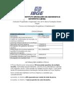 Edital Esquematizado IBGE