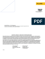 Manual - Multimetro Gerador Fluke 787