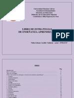 Libro de Estrategias de Enseñanza-Aprendizaje