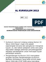 1.1 Rasional Kurikulum 2013 rev.ppt