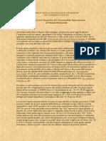 Le Disposizioni Integrative Del Cæremoniale Episcoporum Al Missale Romanum