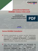 MANIBA Consultores - Brief