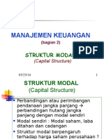 Capital Structure 1