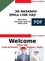 Presentasi Tabungan Haji sinarmas msig life syariah
