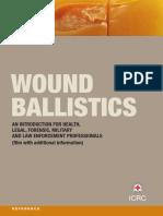 Wound Ballistics Brochure