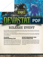 Devastation Release Rules