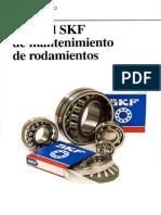 Manual Skf Mantenimiento Rodamientos