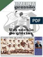 Primeira Impressão Unisanta - Santos FC