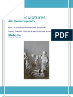 Personal Project 4000 Greek Sculpture HI Gladys