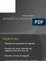 Magnets Ch 18.1 8th