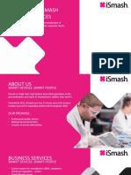 iSmash Partner Services