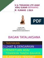 2klasifikasi & Tindakan Utk Anak Batuk Kurang 2 Bln