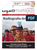 El Dipló n°26 Entrevista con Evo Morales