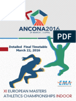 Ancona 2016 Final Detailed Timetable 22Mar16